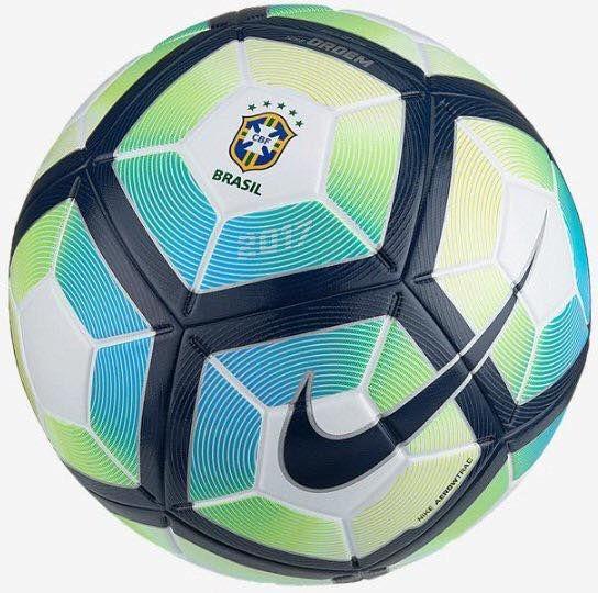 eac7f1dbe3 Nike Ordem 4 CBF  Bola oficial do Campeonato Brasileiro e Copa do Brasil  2017
