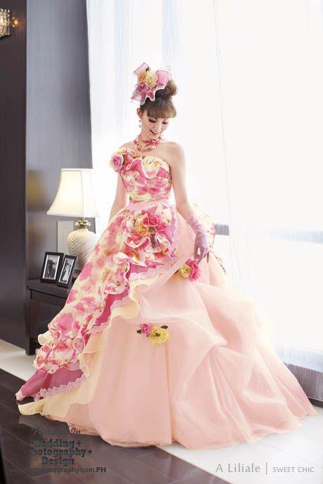 13-beyond-kimono-38-modern-kawaii-japanese-wedding-dress-inspiration ...