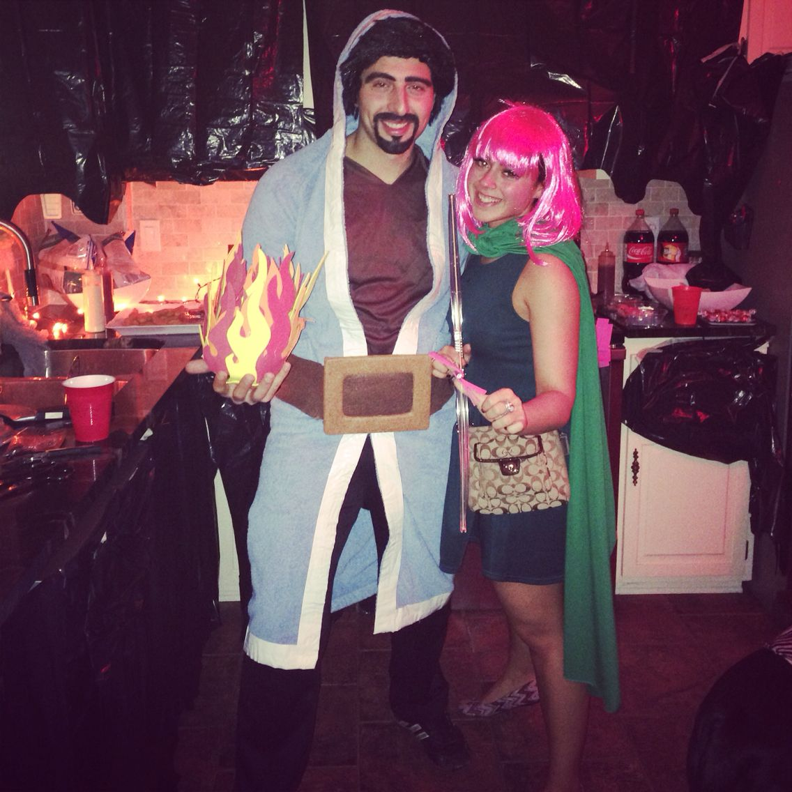 Clash of clans costume ! #clashofclans #diy | DIY | Pinterest ...