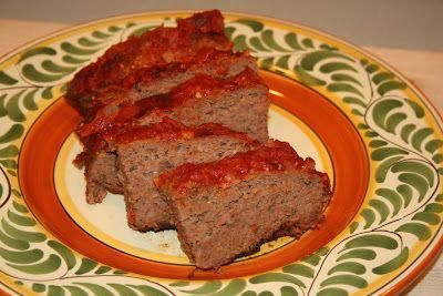 Toaster Oven Meatloaf By Cook With Susan Meatloafrecipes