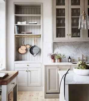 65 Gray Kitchen Cabinet Makeover Design Ideas #graykitchencabinets