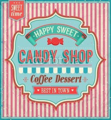 carteles para candy bar - Buscar con Google