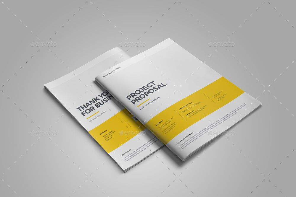 Best Business Proposal Templates In Indesign Psd  Ms Word Http