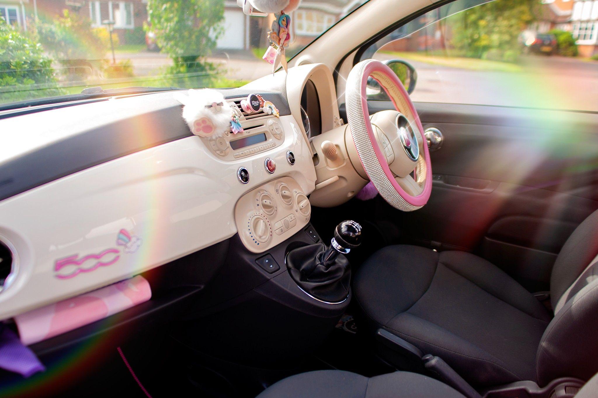 Fiat 500 Fiat 500 Fiat 500 Interior Fiat