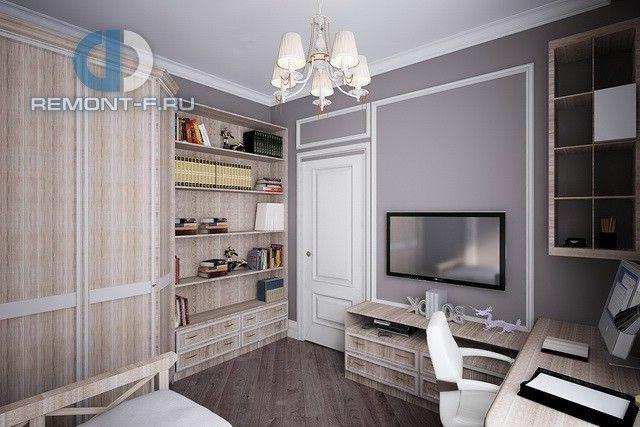 Спальня в стиле дизайна классический стиль по адресу г. Москва, ул. Мытная, д. 7 фото 2014 года