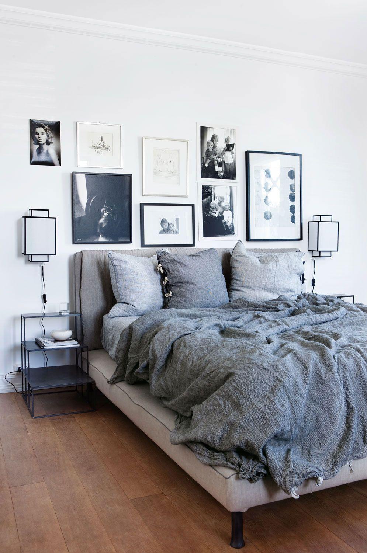 10 Stunning Vintage Industrial Home Ideas Industrial Lighting In 2019 Industrial Bedroom Design Home Decor Bedroom Decor