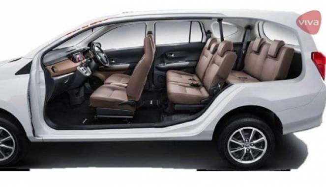Spesifikasi Toyota Calya Dengan Gambar Toyota Interior Indonesia