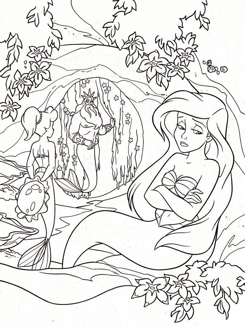 La Sirenita :: Si hablamos de dibujos animados, la factoría Disney ...