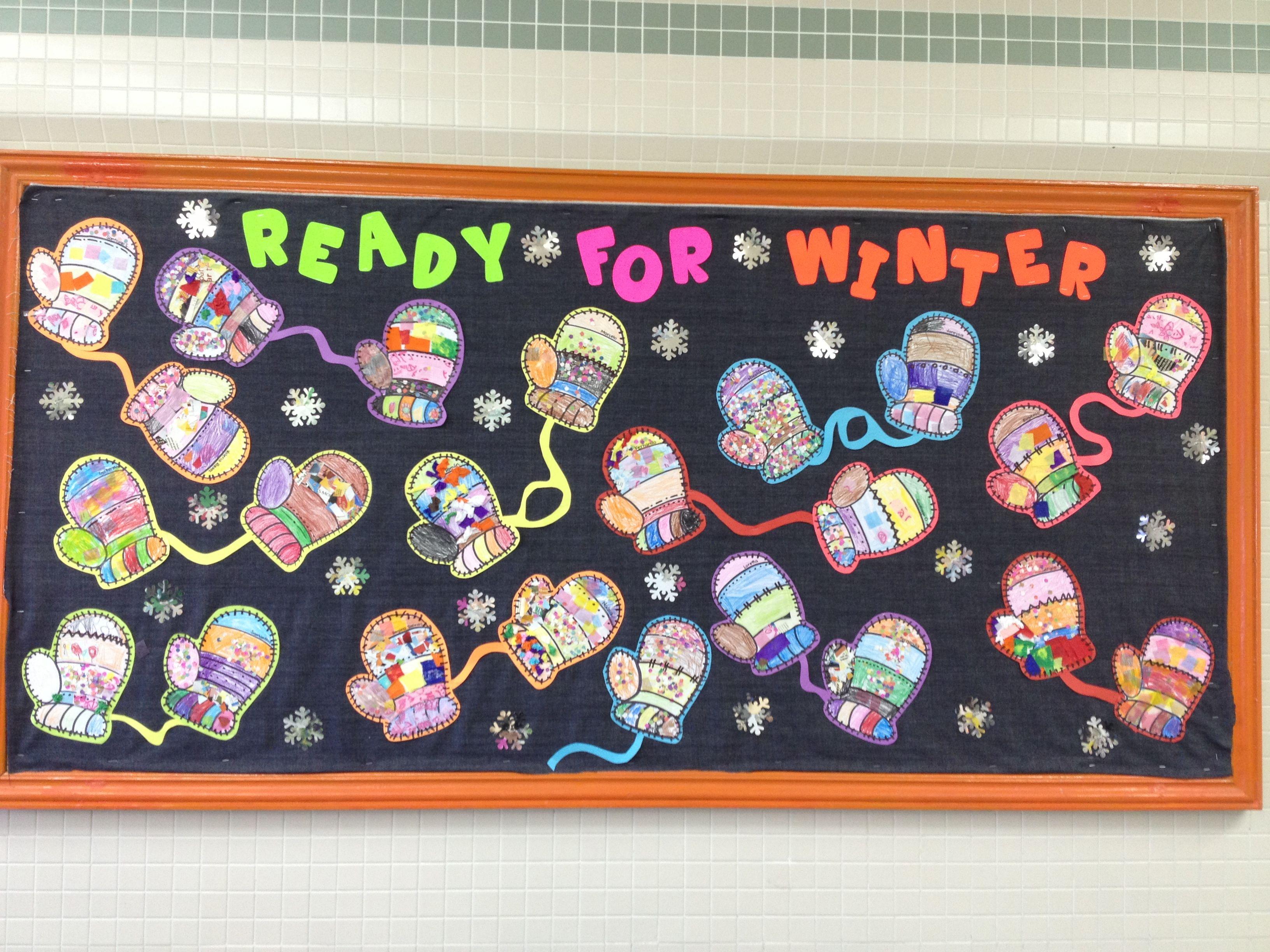 Classroom Bulletin Board Ideas For January ~ January bulletin board school pinterest