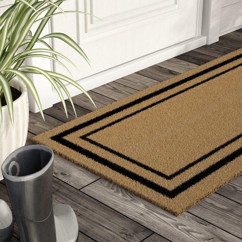 Charmant Magner Classic Border Double Door Doormat