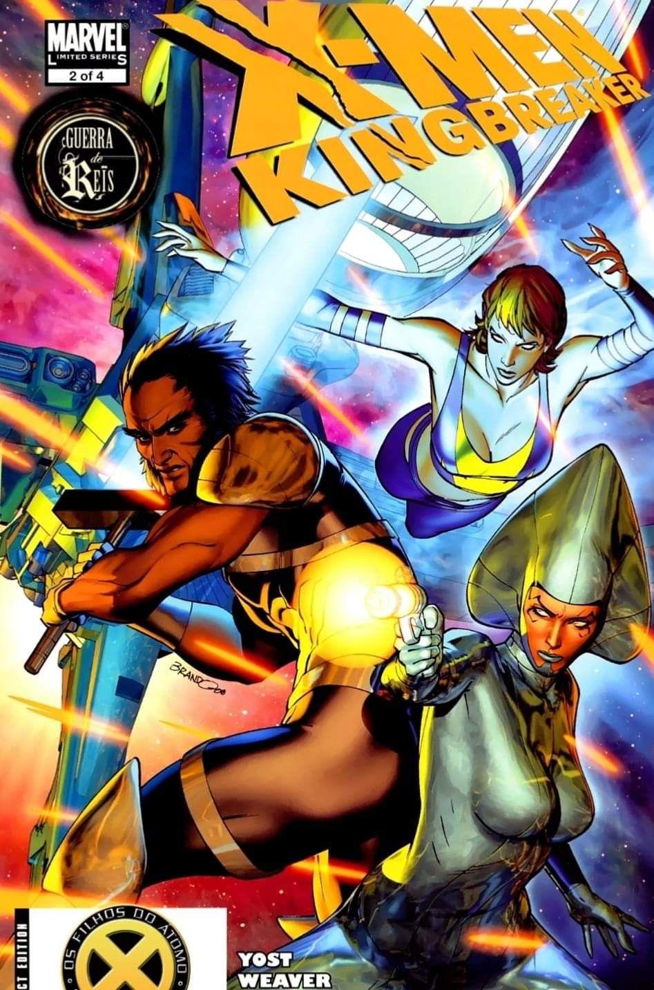 Arquivos de Biografia - Universo X-Men