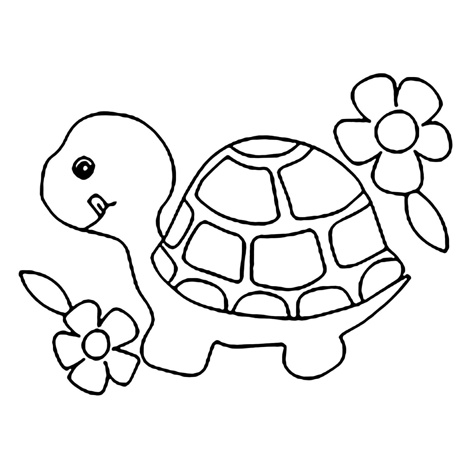 Turtles To Download For Free Funny Turtles Coloring Page From The Gallery Turtles Ju Turtle Coloring Pages Unicorn Coloring Pages Avengers Coloring Pages