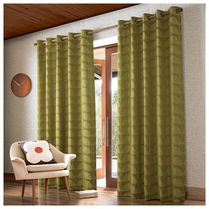 Orla K Curtains 02 In 2020 Barn House Interior Orla Kiely Curtains