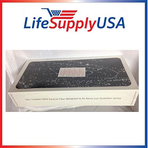 2 Replacement Particle Filter For Aerus Guardian Air Purifier By Lifesupplyusa To View Further For This Item Visit T Air Purifier Particle Filter Purifier