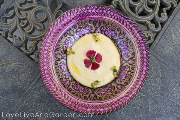 » A Guide to Garden Inspired Living » The ONLY Hummus Recipe You Will Ever Need