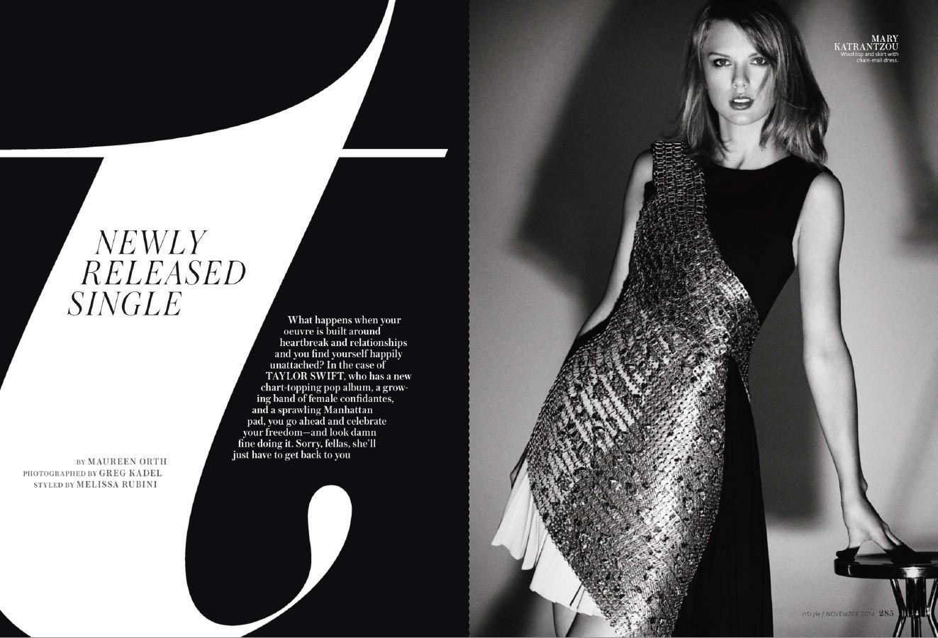 InStyle Magazine | Rina Stone