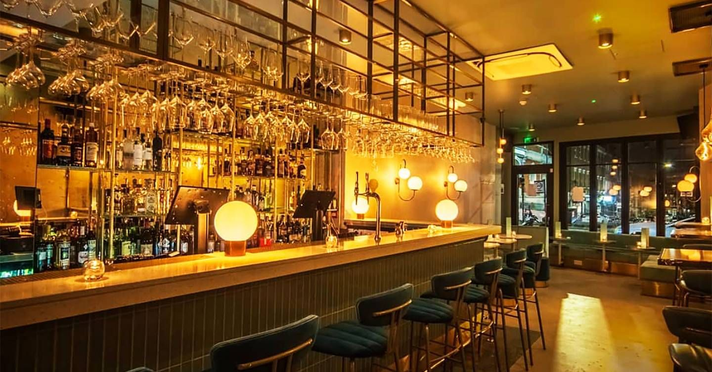 The Best Cocktail Bars In London Best Cocktail Bars Bars In