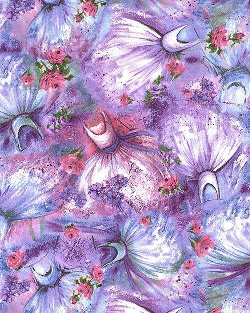 Tulle & Petals - Ballet Dresses - Lilac Purple