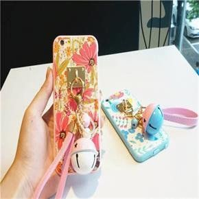 Fashion Floral Pattern Protective Iphone 6/6s Case