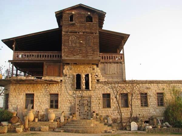 بيت مهجور قرية الزيب عكا فلسطين Abandoned House Acre Palestine Casa Abandonada Acre Palestina Abandoned Houses Vernacular Architecture Palestine