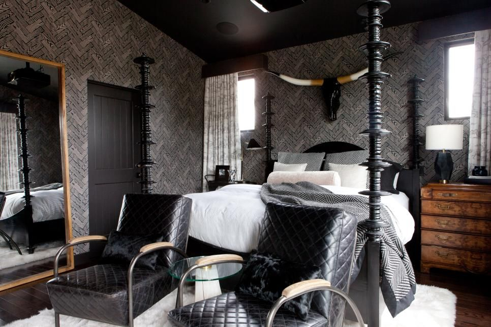 designers dish on why you should paint your ceiling  hgtv