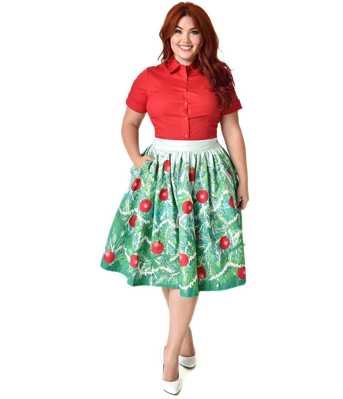 Fashion Bug Plus Size Skirts