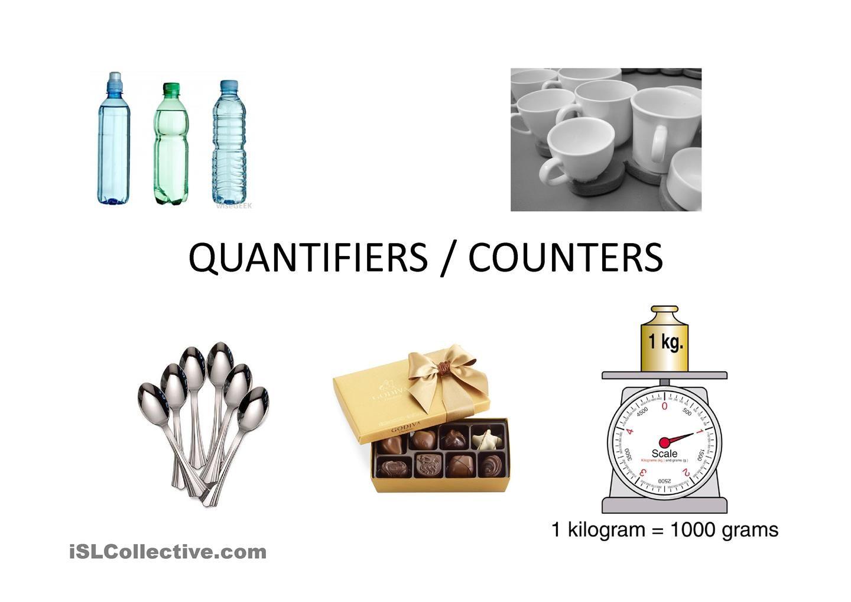 Quantifiers Counters Counter Teaching English Teaching [ 1018 x 1440 Pixel ]