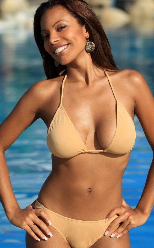 ff884c27a40 Nude Colombian Bikini | Products | Bikinis, Bikini fashion, Sexy bikini