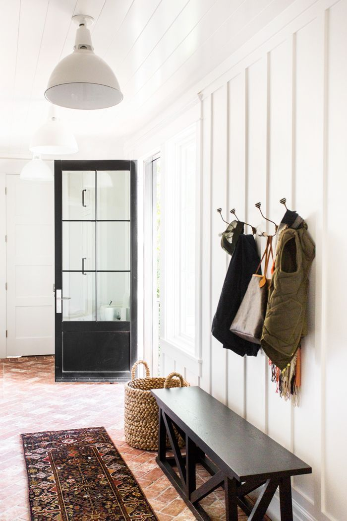 Stylish Storage Solutions To Copy (Even If You Donu0027t Have A Full On Mudroom)