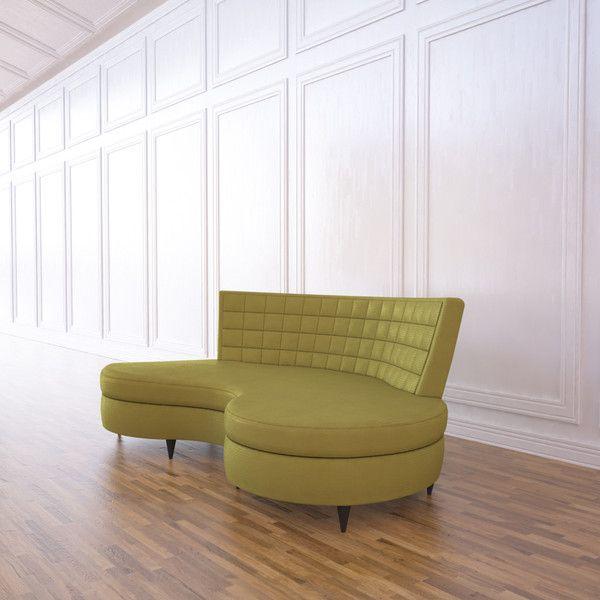 3d model kidney sofa - Kidney Sofa... by SilkRoad3d | Houston office ...