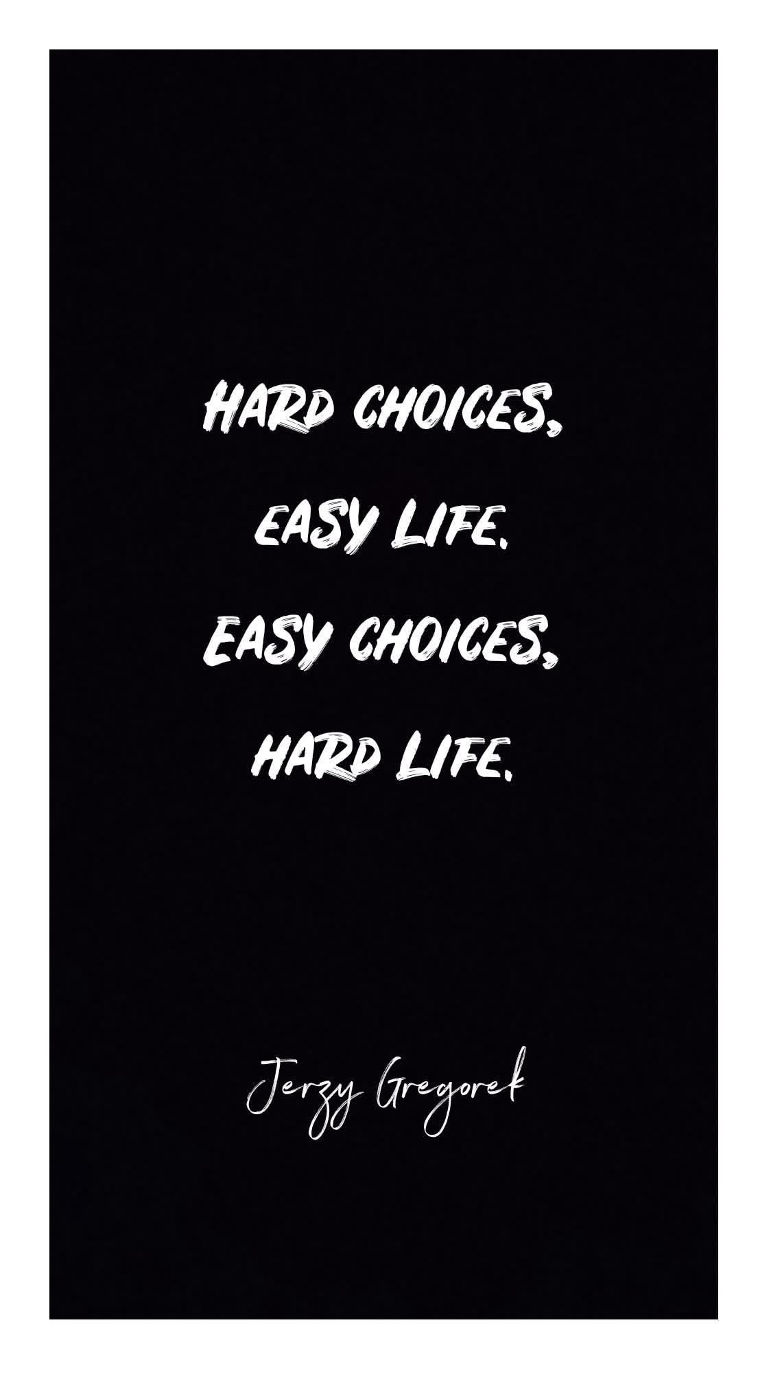 Make The Right Choice Motivational Quotes Pinterest