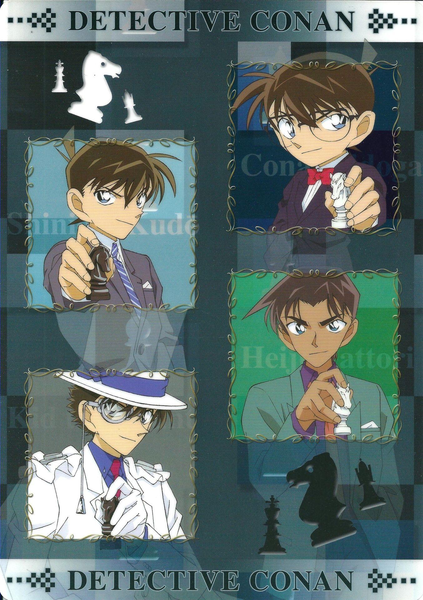 Cute Inuyasha Wallpaper Detective Conan Detective Conan Conan Detektif Conan