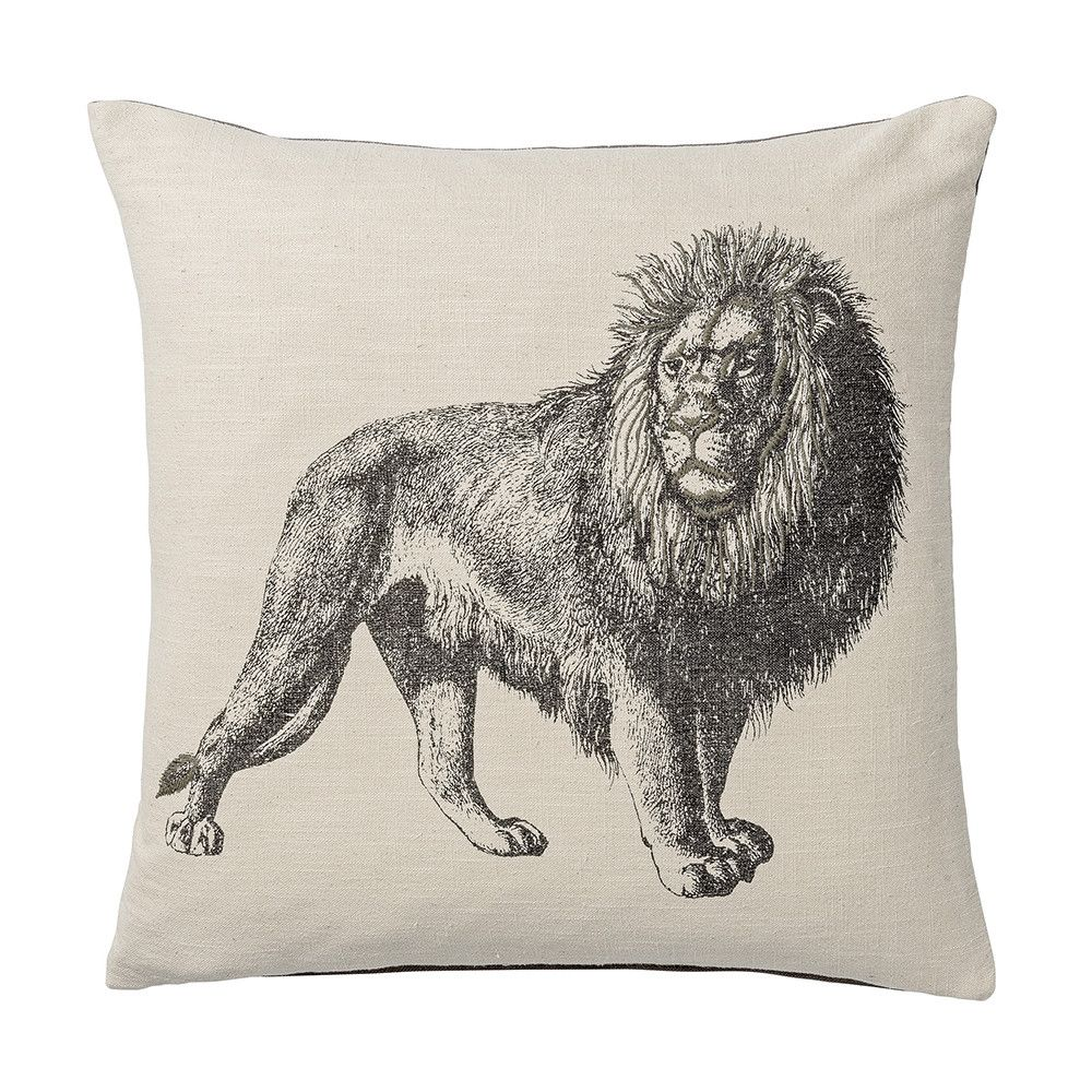 Discover the Day Birger Et Mikkelsen Leo Cushion Cover - Casted - 50x50cm at Amara