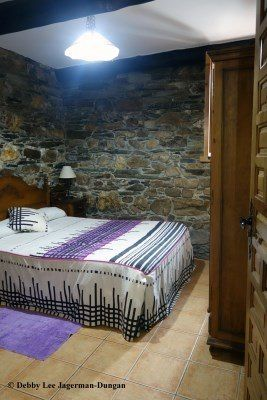 Photo by Debbie Lee, in an article about choosing to stay in private rooms while walking the Camino. ~ Camino de Santiago Private Rooms