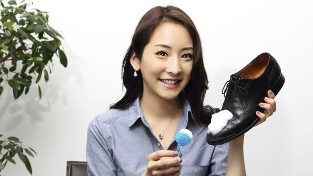 革靴だって、汚れたら洗っちゃえ!! 美人すぎるメンズファッションライターが教える、シューズケアのコツ