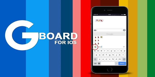 HOW TO DOWNLOAD FREE IPHONE GBOARD KEYBOARD APP IOS10, 9.3