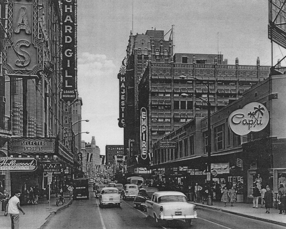 San Antonio Texas 1950s San Antonio Ost Picture Index Page 1