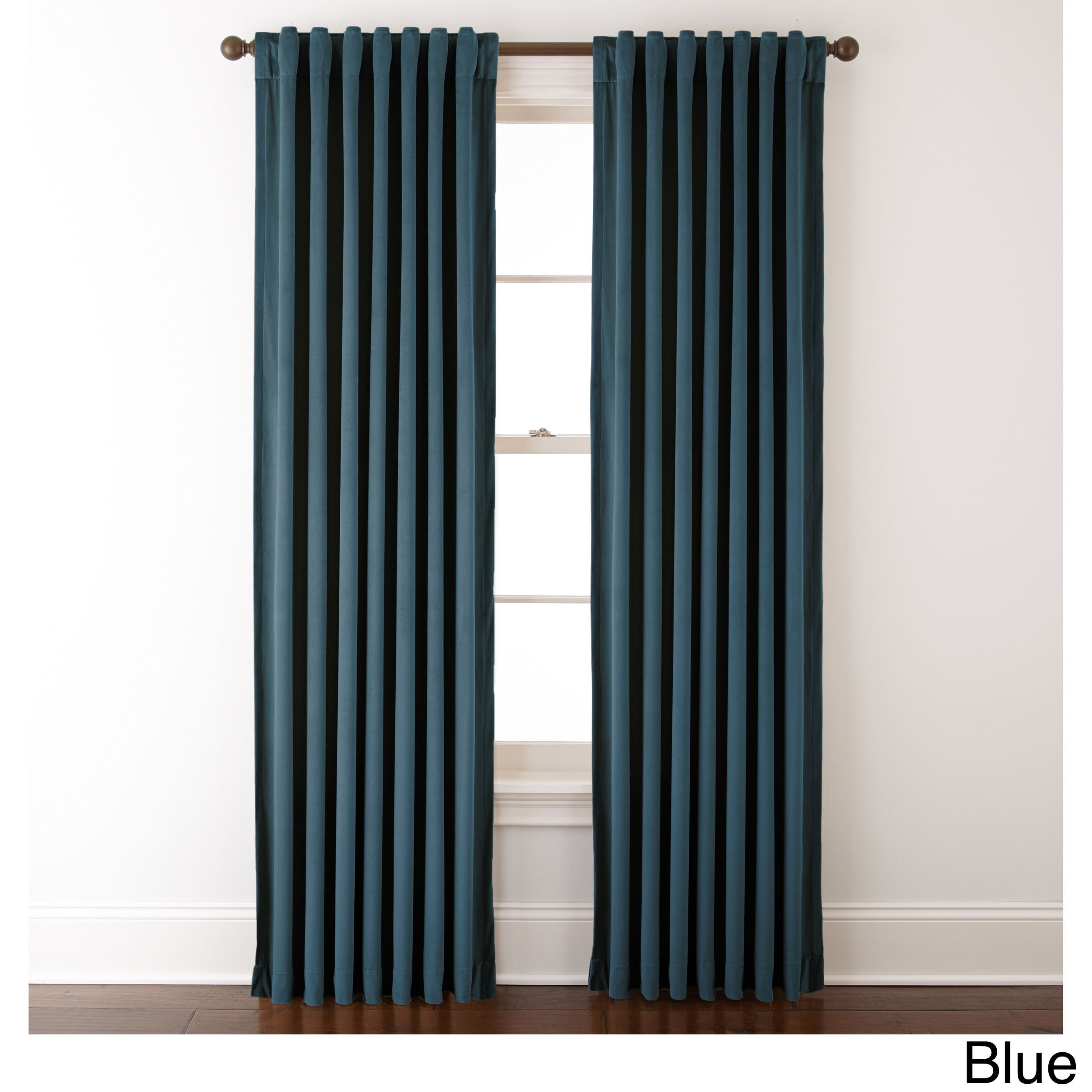 overstock elegant will instantly of this touch rod pocket cotton best panels com curtain shopping deals curtains pin on add to luxury a velvet panel the