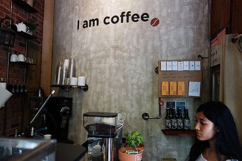 I Am Coffee | E 10th St | East Village