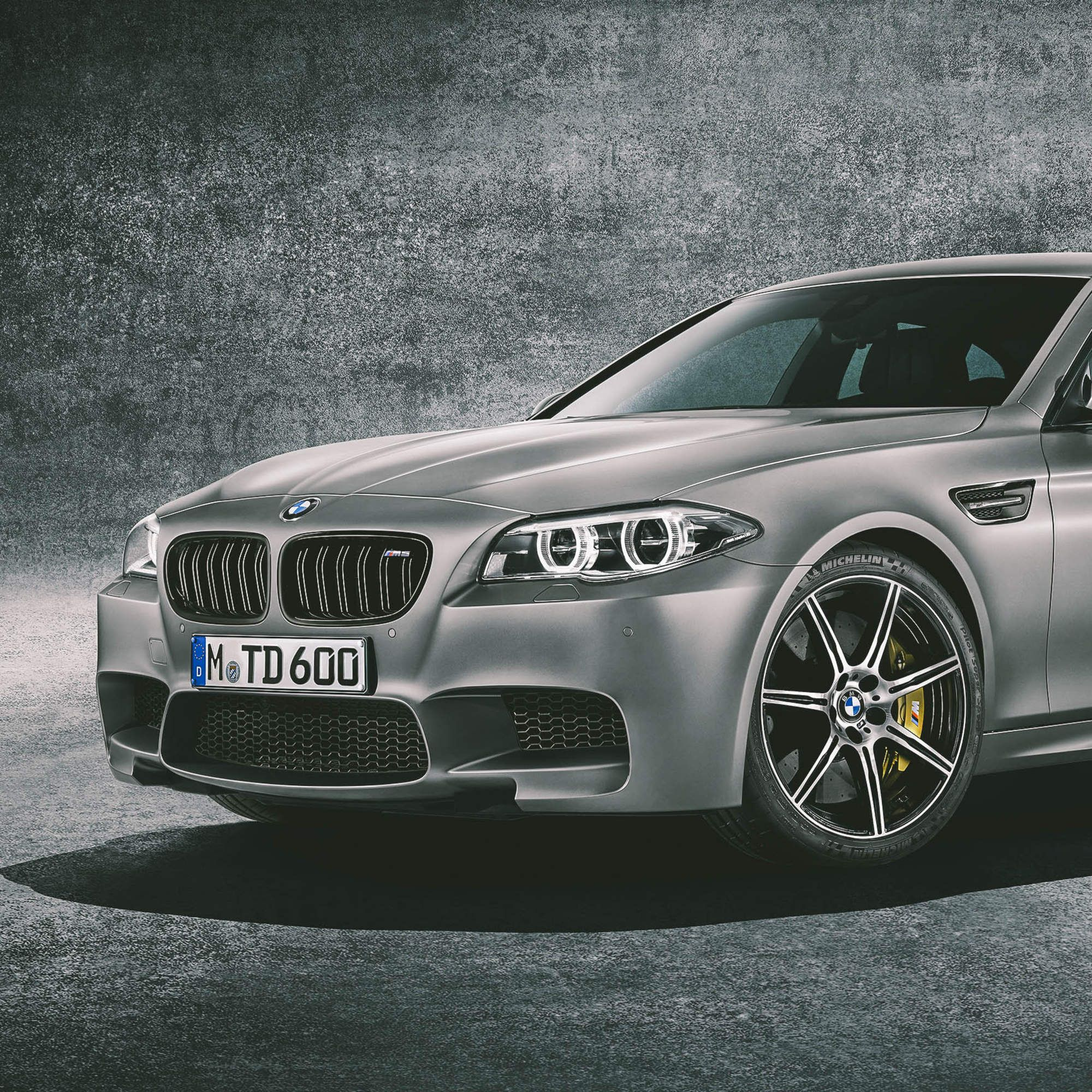 BMW's 30th Anniversary M5 Is The Most Powerful Car They've Ever Made