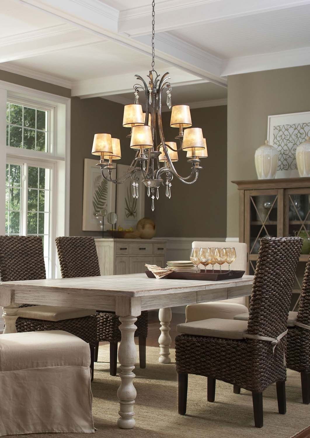 french provincial lighting. Lights · Silver Chandelier - French Provincial Style Lighting H