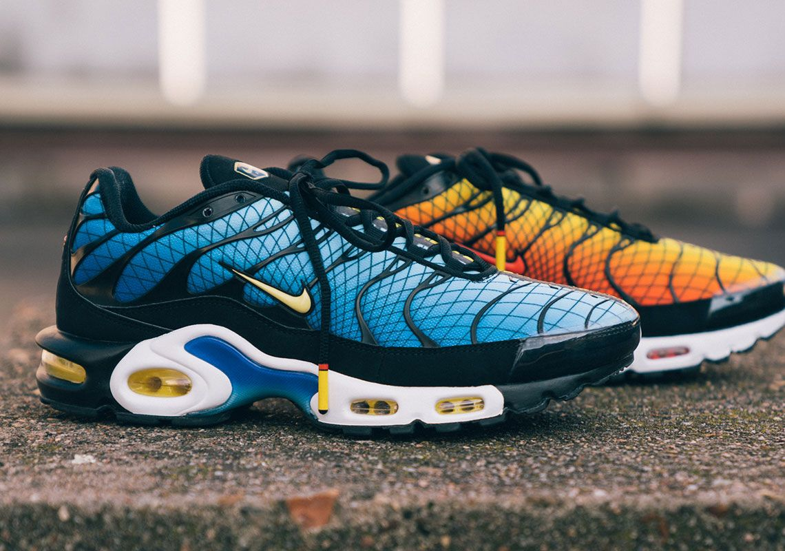 new arrival 13648 837ca Detailed Look At The Nike Air Max Plus Greedy