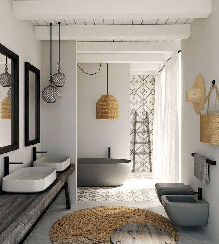 50 stunning coastal beach bathroom makeover ideas http