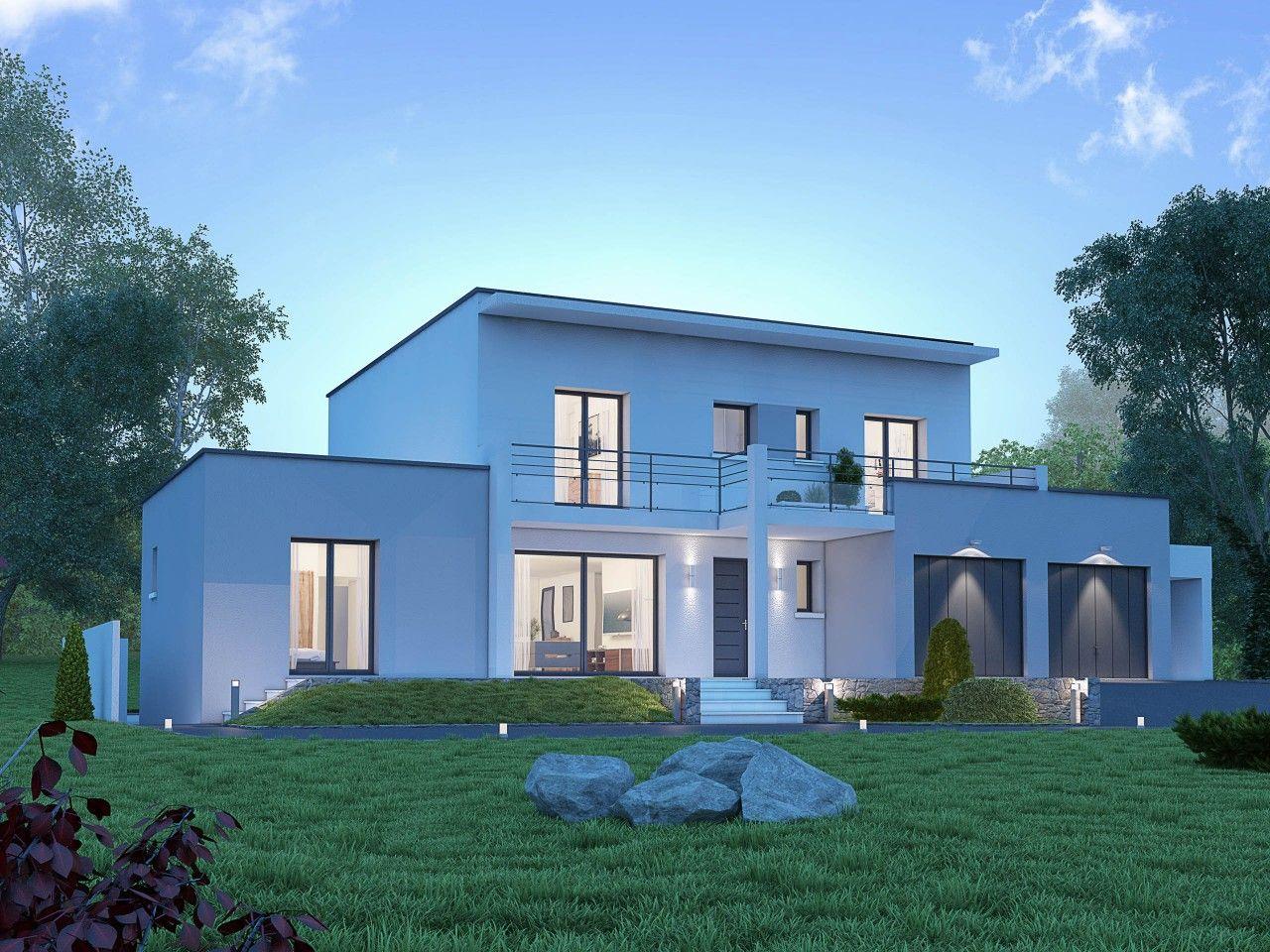 maison en ligne terre demeure constructeur de maisons individuelles en ile de france. Black Bedroom Furniture Sets. Home Design Ideas