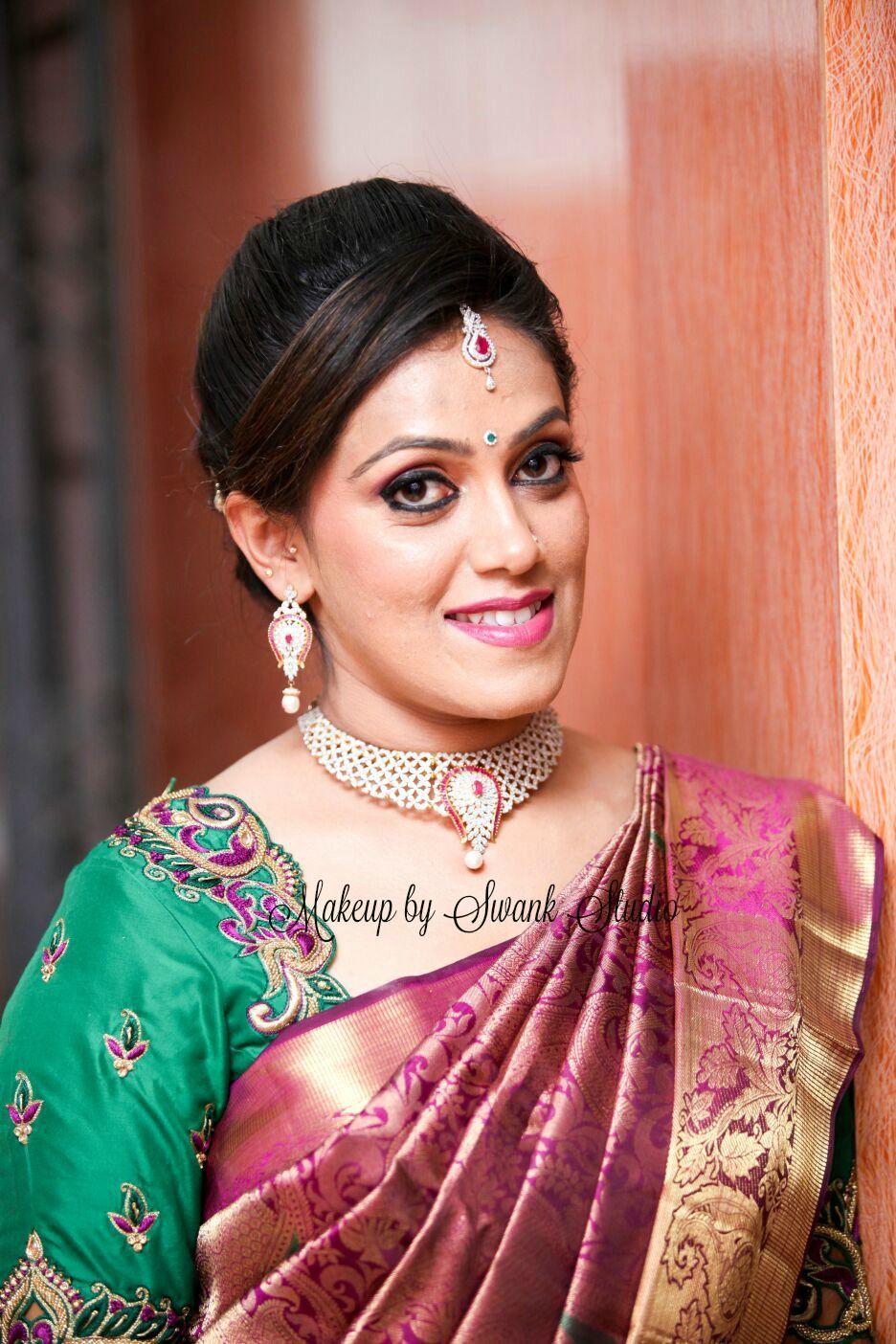 Nimisha and ranjit wedding hairstyles