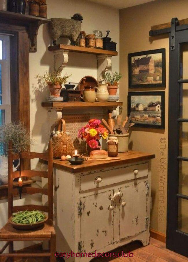 Rustic Country Farmhouse Decor Ideas 24 Decoredo Farmhouse