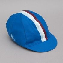 Primary photograph of product 'Eroica Racers Cap  (Olympian Blue)'