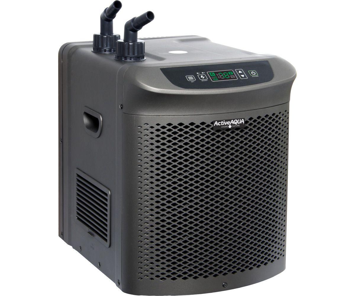 Active Aqua Chiller 1 4 Hp Boost Aach25hp Aquaponics Diy Aquaponics Hydro Gardening