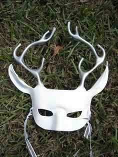 Antler mask labyrinth