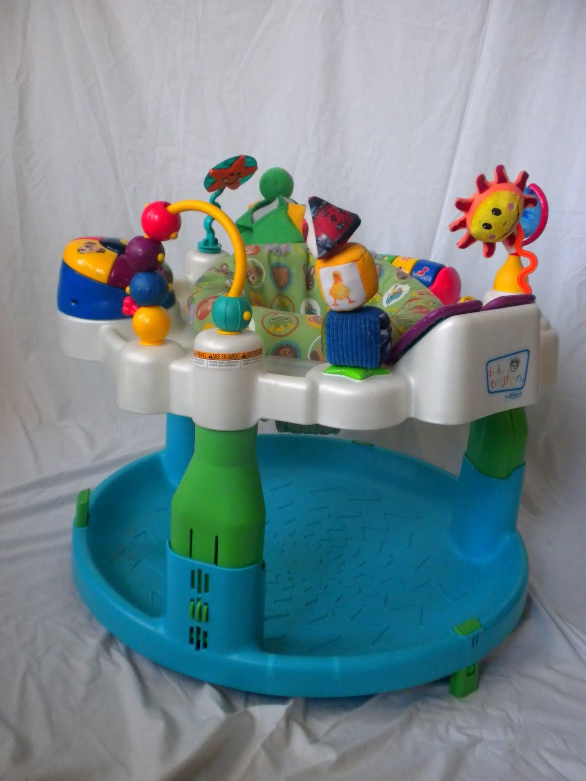 Baby Einstein Exersaucer Discovery Center Bought from Toys R US